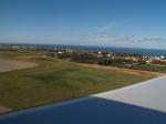 Сицилия от самолет